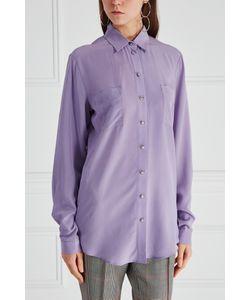 Laroom | Шелковая Рубашка