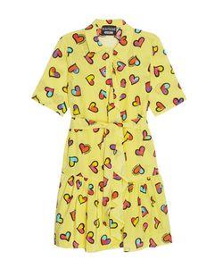 BOUTIQUE MOSCHINO | Шелковое Платье