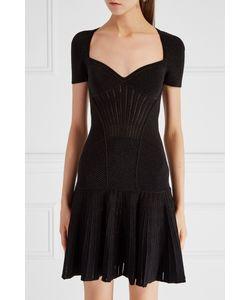 Alexander McQueen | Шерстяное Платье