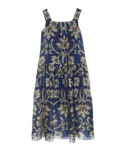 Alena Akhmadullina | Платье Из Шелка И Льна