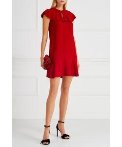 Red Valentino | Платье С Воланами