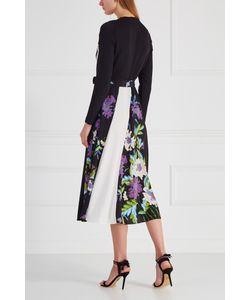 Diane Von Furstenberg | Шелковое Платье-Халат