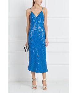 Diane Von Furstenberg   Шелковое Платье Havita