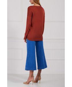 Stella Mccartney | Пуловер Из Шерсти И Шелка