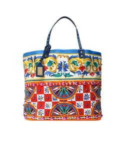 Dolce & Gabbana | Хлопковая Сумка