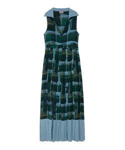 Romeo Gigli | Шерстяное Платье 90-Е
