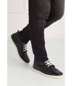 Cr7 | Кожаные Ботинки