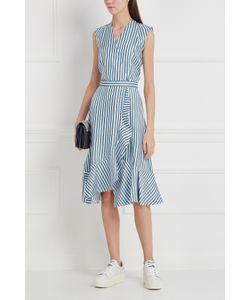 Carven | Шелковое Платье