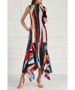 Solace | Комбинированное Платье