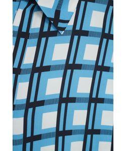 Diane Von Furstenberg | Шелковое Платье-Рубашка