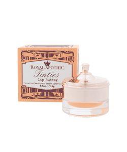 Royal Apothic | Оттеночный Бальзам Для Губ Tinties Lip Butter Nude