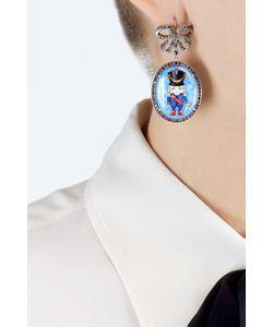 Axenoff Jewellery | Серьги Щелкунчик
