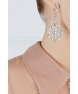 Axenoff Jewellery | Серьги Снежинки