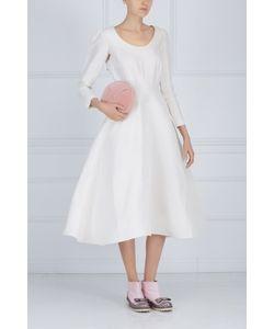 Les'   Шелковое Платье