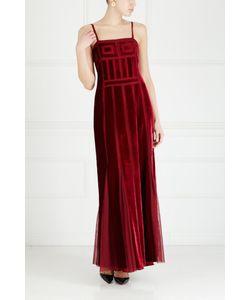 Alberta Ferretti | Платье Винтажное 90Е