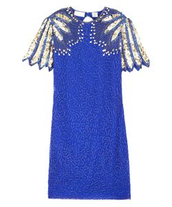 Lawrence Kazar   Платье 80Е