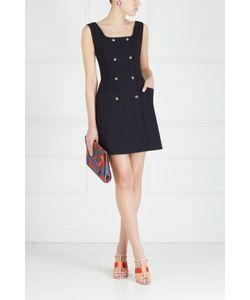 CLAUDE MONTANA VINTAGE | Платье 80Е
