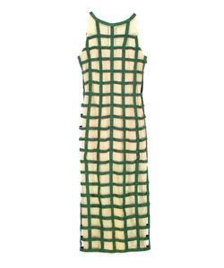 Ester Abner | Полупрозрачное Платье