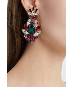 Dolce & Gabbana | Серьги С Кристаллами