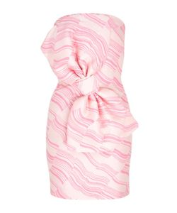 Moschino Boutique | Хлопковое Платье-Бюстье