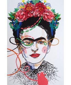 KATЯ DOBRЯKOVA   Платье С Вышивкой Frida