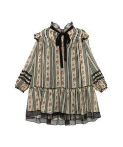 Marc Jacobs | Платье Из Хлопка И Шелка