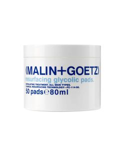 Malin+Goetz | Диск-Скраб Для Лица Resurfacing Glycolic Pads 50Шт