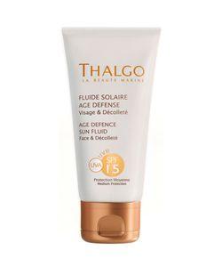 Thalgo | Антивозрастной Флюид Для Лица Spf15 50ml