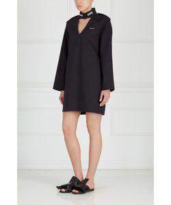 ZDDZ | Платье С Нашивкой Healthy Choke Dress