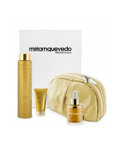 Miriam Quevedo | Набор Средств Для Волос The Ultimate Luxurious Global Anti-Aging Sublime Gold