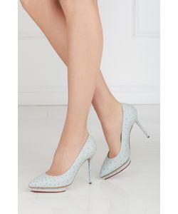 Charlotte Olympia | Кожаные Туфли Debbie