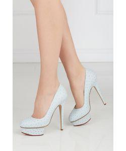 Charlotte Olympia | Кожаные Туфли Dolly