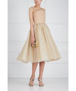 Ester Abner | Шелковое Платье-Бюстье