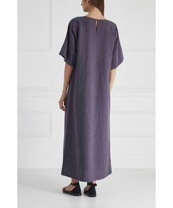 Cyrille Gassiline | Платье Из Хлопка И Льна