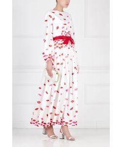 PEREMOTKA | Платье С Принтом Saks Fifth Avenue 70-Е