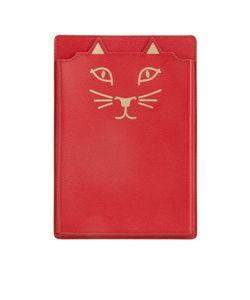 Charlotte Olympia | Кожаный Чехол Для Ipad Feline Ipad Mini