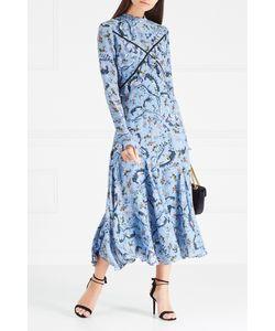 Erdem | Шелковое Платье Cordelia