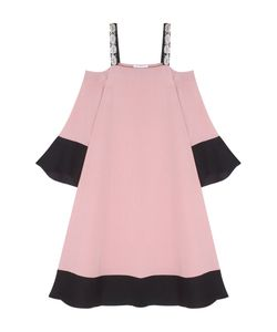 Masterpeace X J. Kim | Платье Из Шелка И Хлопка