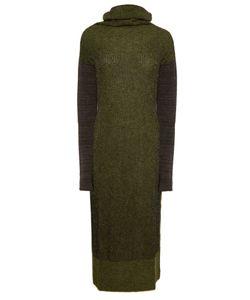 Vivienne Westwood Anglomania | Шерстяное Платье С Люрексом