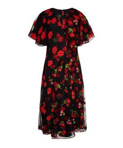 Simone Rocha | Платье С Вышивкой