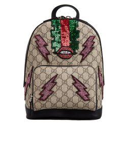 Gucci | Рюкзак Beaded Sky Gg Supreme Backpack