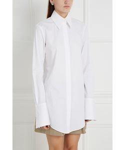 Jil Sander Navy | Хлопковая Рубашка