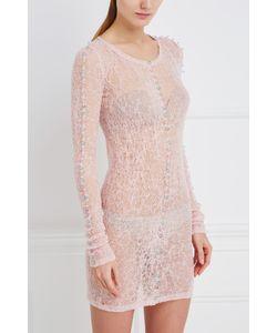 Esve | Шерстяное Платье Паутинка