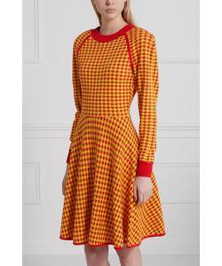 Bill Blass Vintage | Хлопковое Платье 1980-Е