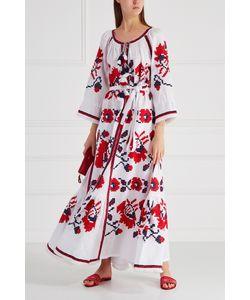 Vita Kin   Льняное Платье Panels Poppy