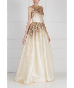 Jesus Peiro | Платье С Вышивкой