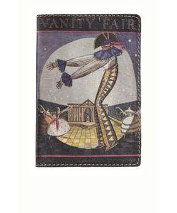 Foliant | Кожаная Обложка Для Паспорта Vanity Fair