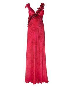 Ozlem Suer | Платье С Вышивкой