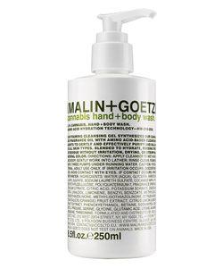 Malin+Goetz | Гель-Мыло Для Рук И Тела Cannabis Каннабис 250ml