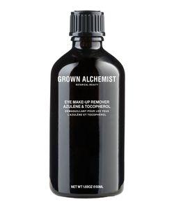 Grown Alchemist | Средство Для Снятия Макияжа С Глаз Azulene Tocoferol 50ml